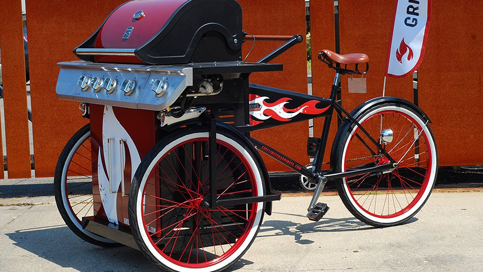 Bike BBQ